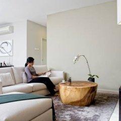 Отель Fraser Residence Orchard Апартаменты с различными типами кроватей
