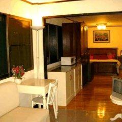Отель Cordia Residence Saladaeng 3* Номер Делюкс с различными типами кроватей