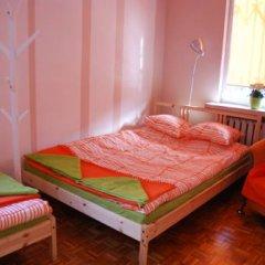 Отель Lama Rooms Стандартный номер с различными типами кроватей