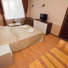 Gorkoff at Ostozhenka Hotel 2* Стандартный семейный номер с двуспальной кроватью фото 7