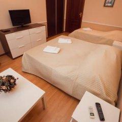 Gorkoff at Ostozhenka Hotel 2* Стандартный семейный номер с двуспальной кроватью