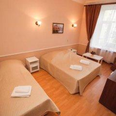 Gorkoff at Ostozhenka Hotel 2* Стандартный семейный номер с двуспальной кроватью фото 4