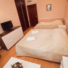 Gorkoff at Ostozhenka Hotel 2* Стандартный семейный номер с двуспальной кроватью фото 5