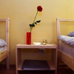 Big Bang Hostel Кровать в общем номере с двухъярусной кроватью фото 6