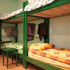 Big Bang Hostel Кровать в общем номере с двухъярусной кроватью фото 8