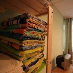Big Bang Hostel Кровать в общем номере с двухъярусной кроватью фото 10