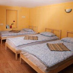 Big Bang Hostel Кровать в общем номере с двухъярусной кроватью