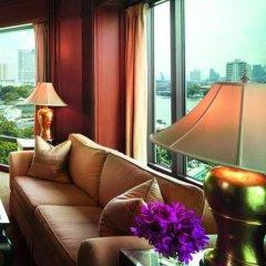 Отель The Peninsula Bangkok 5* Номер Делюкс с разными типами кроватей фото 3