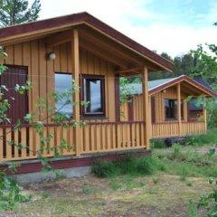 Отель Karasjok Camping Стандартный номер с различными типами кроватей