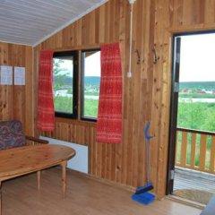 Отель Karasjok Camping Стандартный номер с различными типами кроватей фото 6
