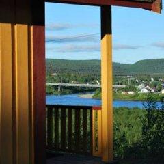 Отель Karasjok Camping Стандартный номер с различными типами кроватей фото 3