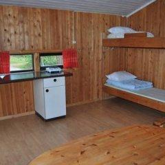 Отель Karasjok Camping Стандартный номер с различными типами кроватей фото 5