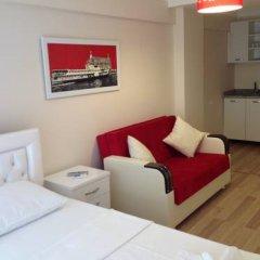 Апарт-отель Ortakoy Стандартный номер с двуспальной кроватью фото 19