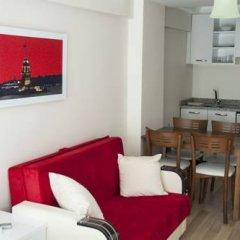 Апарт-отель Ortakoy Стандартный номер с различными типами кроватей фото 14