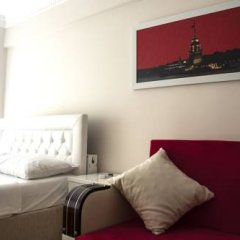 Апарт-отель Ortakoy Стандартный номер с различными типами кроватей фото 18