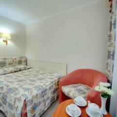 Гостиница Emmaus Volga Club 3* Стандартный номер с различными типами кроватей фото 4