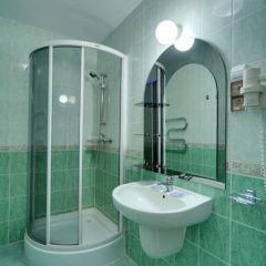 Гостиница Emmaus Volga Club 3* Стандартный номер с различными типами кроватей фото 2