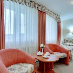 Гостиница Emmaus Volga Club 3* Стандартный номер с 2 отдельными кроватями фото 2