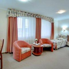 Гостиница Emmaus Volga Club 3* Стандартный номер с 2 отдельными кроватями