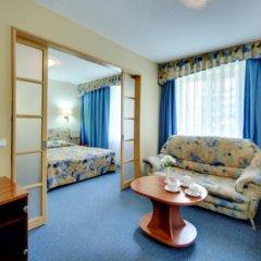 Гостиница Emmaus Volga Club 3* Люкс с различными типами кроватей