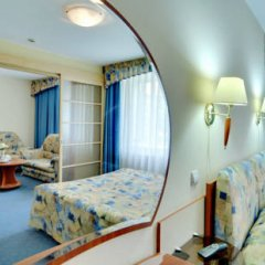 Гостиница Emmaus Volga Club 3* Люкс с различными типами кроватей фото 3