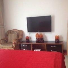 Апартаменты Duoleju Family Seaview Apartment Стандартный номер с различными типами кроватей фото 17