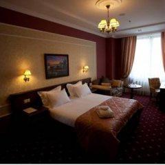 Hotel Stolichniy 4* Стандартный номер с различными типами кроватей фото 4