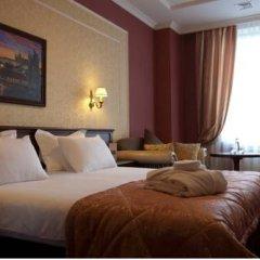 Hotel Stolichniy 4* Стандартный номер с различными типами кроватей фото 2