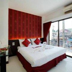 Отель Lana Beach Residence 2* Улучшенный номер с различными типами кроватей фото 4