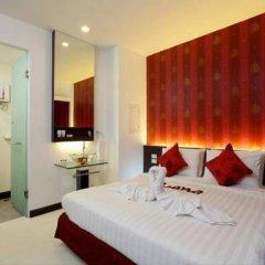 Отель Lana Beach Residence 2* Улучшенный номер с различными типами кроватей