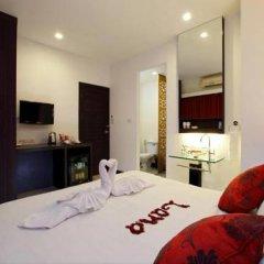 Отель Lana Beach Residence 2* Улучшенный номер с различными типами кроватей фото 3
