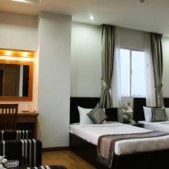 Thien Phu Logia Hotel 2* Люкс с различными типами кроватей фото 8