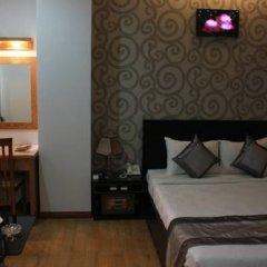 Thien Phu Logia Hotel 2* Номер Делюкс с различными типами кроватей фото 3
