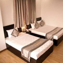 Thien Phu Logia Hotel 2* Люкс с различными типами кроватей фото 2