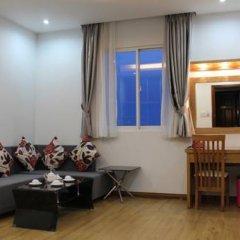 Thien Phu Logia Hotel 2* Люкс с различными типами кроватей фото 4