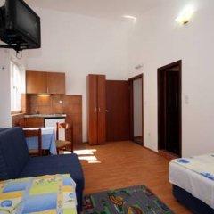 Апартаменты Apartments Raičević Студия с различными типами кроватей фото 31