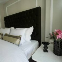 Good Night İstanbul Suites Люкс с различными типами кроватей фото 21