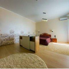 Гостиница Лайм 3* Улучшенный номер с разными типами кроватей фото 3