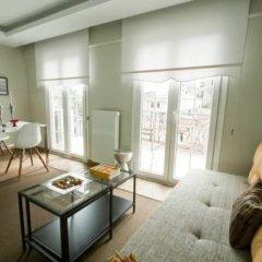 Good Night İstanbul Suites Люкс с различными типами кроватей фото 16