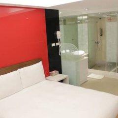 ECFA Hotel Ximen 2* Стандартный номер с двуспальной кроватью фото 11