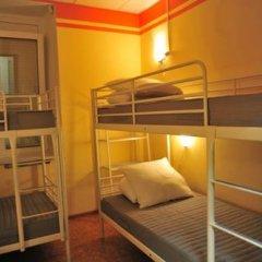 Хостел-П Кровать в общем номере с двухъярусной кроватью фото 37