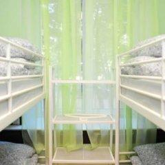 Хостел-П Кровать в общем номере с двухъярусной кроватью фото 36