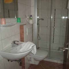 Отель Gastehaus Hubertus 3* Стандартный номер с различными типами кроватей фото 3