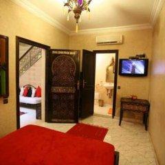 Отель Riad Rime 2* Стандартный номер с различными типами кроватей