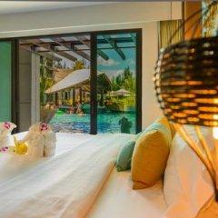 Отель Mai Khao Lak Beach Resort & Spa 4* Люкс повышенной комфортности с различными типами кроватей фото 27