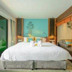 Отель Mai Khao Lak Beach Resort & Spa 4* Люкс повышенной комфортности с различными типами кроватей фото 28