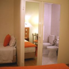 Отель Estrela dos Anjos 3* Стандартный номер с различными типами кроватей фото 5