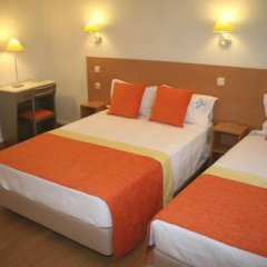 Отель Estrela dos Anjos 3* Стандартный номер с различными типами кроватей фото 6