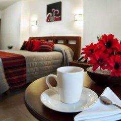 Hotel Guadalajara Express 3* Стандартный номер с различными типами кроватей фото 6