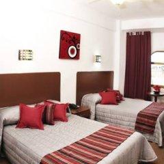 Hotel Guadalajara Express 3* Стандартный номер с различными типами кроватей фото 5